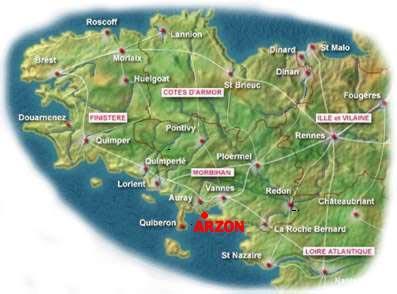 Appartements Dans Residences Face Mer Plages Arzon Port Du Crouesty Bretagne Sud Morbihan